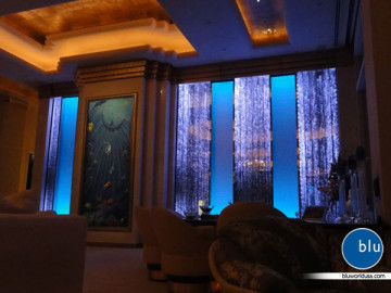 Bluworld custom indoor bubble panels for home